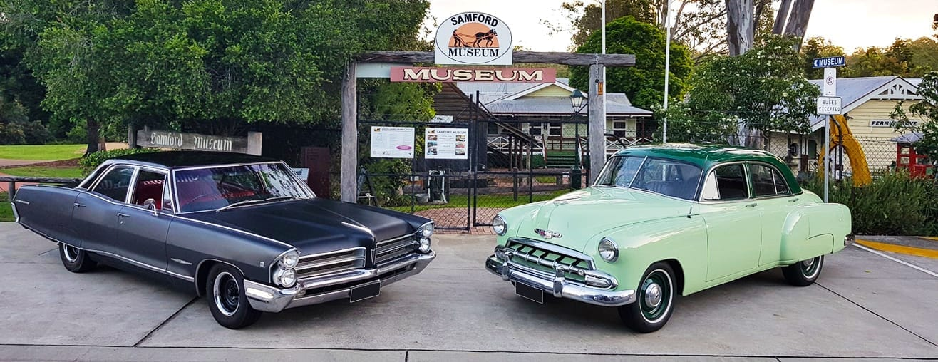 Real Steel Car Cruises 4th Annual Samford Museum Charity Day