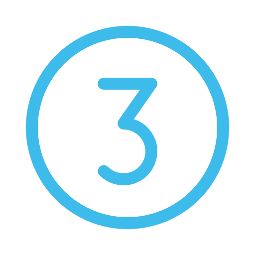 number-circle-three-light (3)
